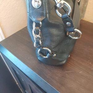 Coach Bags - COACH Carly Black Leather Hobo Handbag Purse 15251
